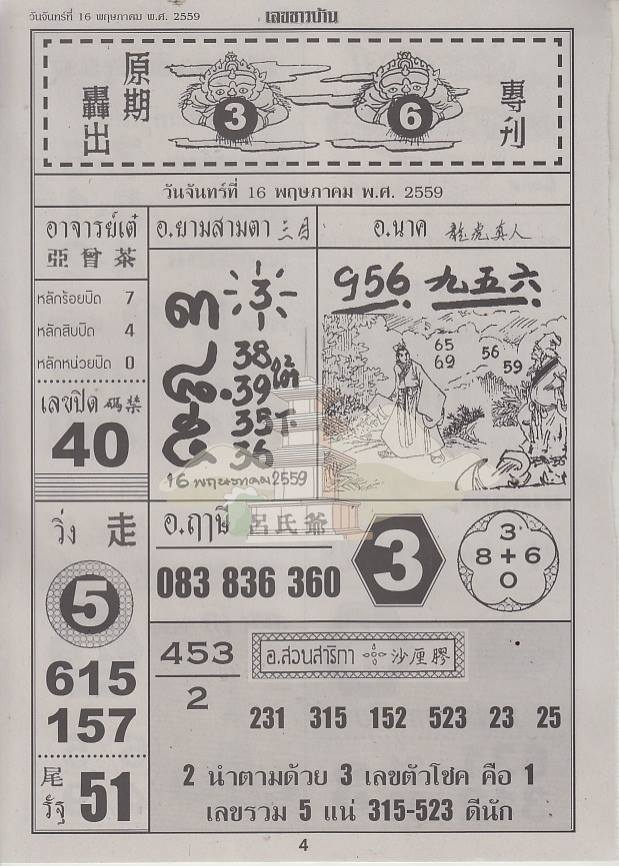 16/5/2016 Thai Lottery Tips - Page 8 13151729_1035074666541395_2068177425856828500_n