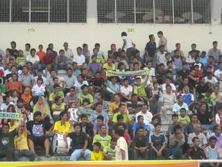 ภาพการแข่งขันนัดสตูล Division 2 Match Satun Utd 10/04/2553 Image00049
