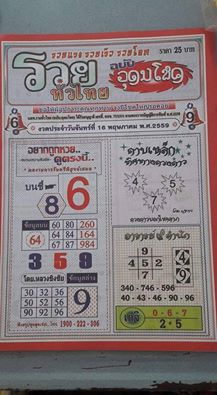 16/5/2016 Thai Lottery Tips - Page 13 13094156_1575731976089987_83978130660415497_n