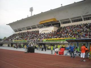 ภาพการแข่งขันนัดสตูล Division 2 Match Satun Utd 10/04/2553 Image00110