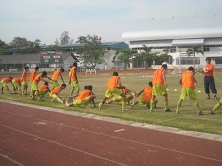 ภาพการแข่งขันนัดสตูล Division 2 Match Satun Utd 10/04/2553 Image00036