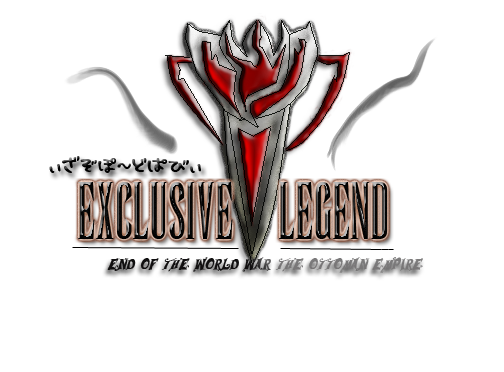 Exclusive Legend - End of the World War the Ottoman Empire. Logoe