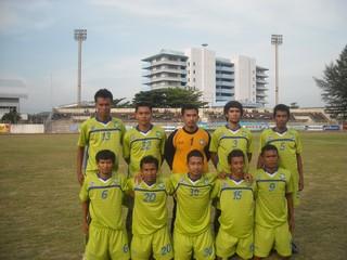 ภาพการแข่งขันนัดสตูล Division 2 Match Satun Utd 10/04/2553 Image00098