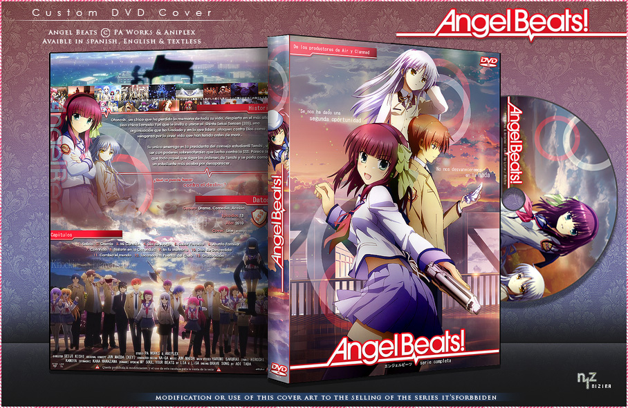 [Download] Angel Beats! 1-13 [Mediefire-Complete] Dvd_cover__angel_beats_by_n1z1ra-d30orh6