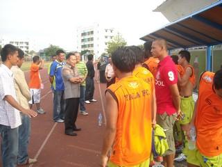 ภาพการแข่งขันนัดสตูล Division 2 Match Satun Utd 10/04/2553 Image00072