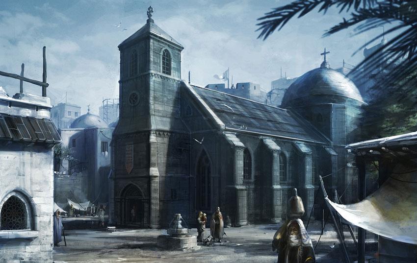 [Place-002]La Che Monte' Church [โบสถ์ ลา เชอร์มังเตย์] - ขอพระผู้เป็นเจ้าจงสถิตย์ข้างเรา อาเมน Acacrechurch