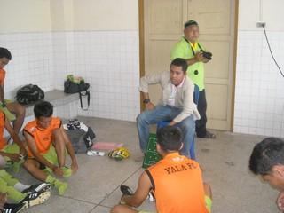 ภาพการแข่งขันนัดสตูล Division 2 Match Satun Utd 10/04/2553 Image00016