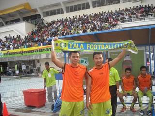 ภาพการแข่งขันนัดสตูล Division 2 Match Satun Utd 10/04/2553 Image00077