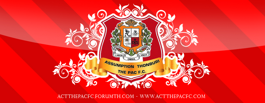 Assumtionthonburi - The pac FC