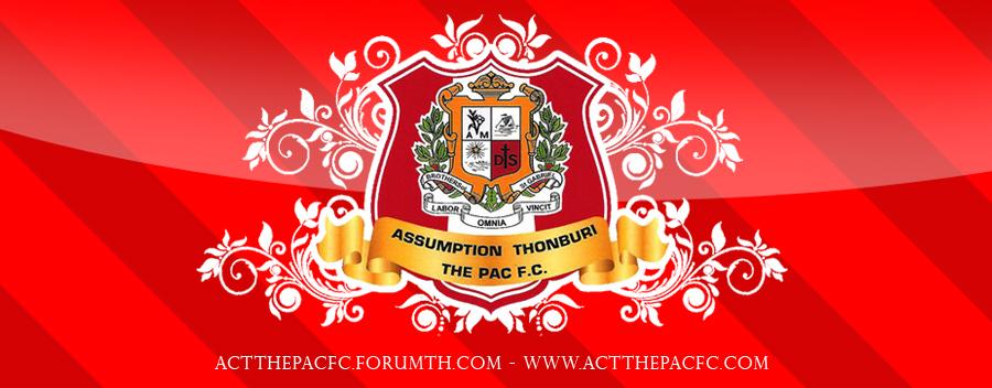 Assumtionthonburi - The pac FC