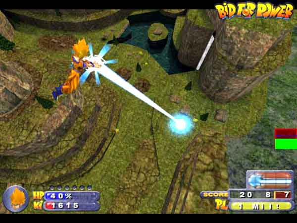 DragonBall Bid for power[PC] Dragonball07