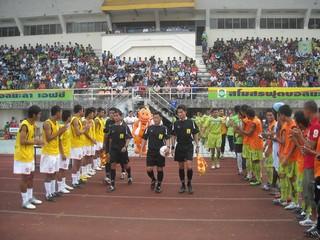 ภาพการแข่งขันนัดสตูล Division 2 Match Satun Utd 10/04/2553 Image00092