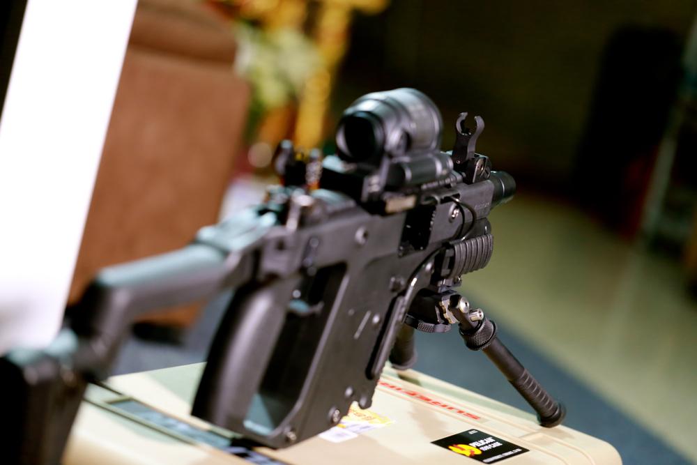 Kriss vector tactical  0img_0203