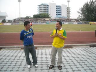 ภาพการแข่งขันนัดสตูล Division 2 Match Satun Utd 10/04/2553 Image00108