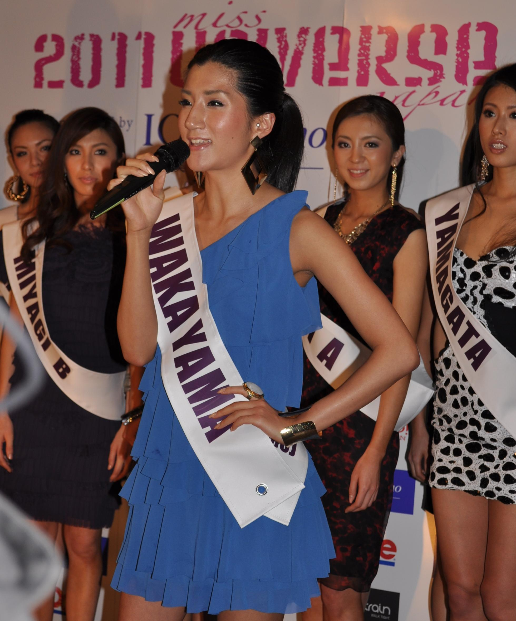 Road to Miss Universe Japan 2011 5591474022_d410a8fa66_o