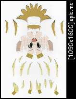 แจกโมเดลมาริสะ - touhou Touhou-marisakisarme5of6