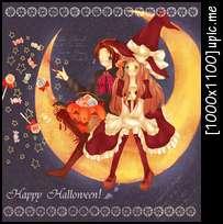 """Halloween Event : กิจกรรมที่ 1 """"ประกวดรูปภาพการ์ตูนฮาโลวีน"""" Lolibaka.com_17837"""