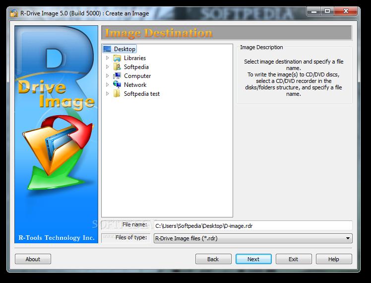 برنامج لعمل نسخة إحتياطية لملفات جهازك..للحفاظ عليها من أي عطل مفاجئ..وإسترجعها بثوان RDrive-Image_3