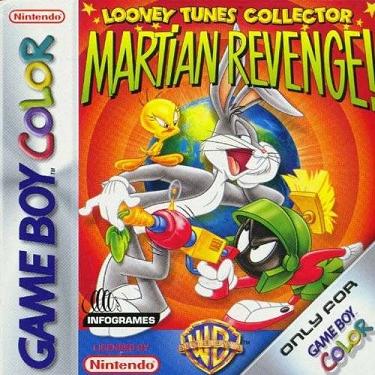 [Test]Looney Tunes Collector : La Revanche des Martiens ! - GBC Nj3kjq1fvhgcob7nnt0l