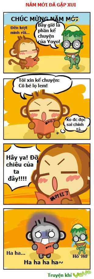 [Truyện Tranh Hài] Khỉ YoYo & CiCi 9784559740096-1
