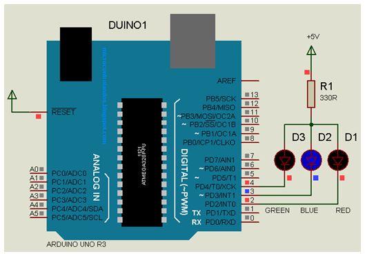 تدريبات ومشاريع الأردوينو Arduino Tutorials and Projects  2AAAE6A809414F728C79E53A16A36A33