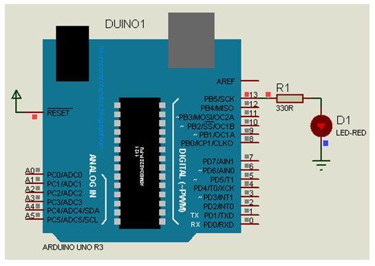 تدريبات ومشاريع الأردوينو Arduino Tutorials and Projects  7C340A171779410CA82E05B282ECE94F