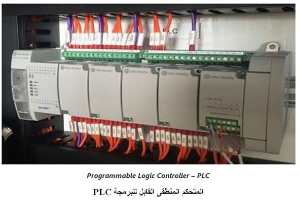المتحكم المنطقى القابل للبرمجة (PLC) ومنطق السلم Ladder Logic 027f7bb84d264d49a28a8768c6960c8b