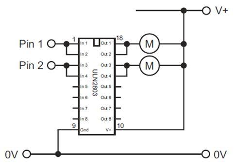 دوائر ربط (توصيل) الميكروكونترولر MICROCONTROLLER INTERFACING CIRCUITS 85978673a9244ca59d961a0bfa01ad81