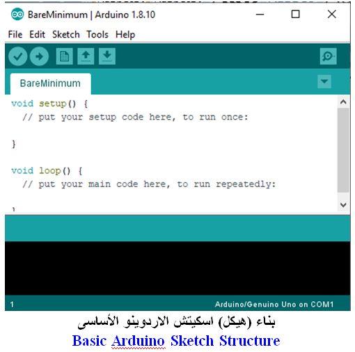 الأردوينو Arduino للمبتدئين  Aeaffc9661614d71be801ba5acacbbce