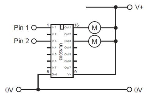 دوائر ربط (توصيل) الميكروكونترولر MICROCONTROLLER INTERFACING CIRCUITS Beba1c78b6184d0fb95bb44b0c223a8a