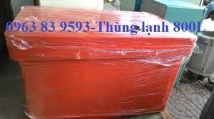 Thùng giữ lạnh 350L - Cc thùng ướp hải sản 800L giá cực rẻ - LH: 0963.839.593 2