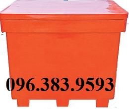 Thùng giữ lạnh 350L - Cc thùng ướp hải sản 800L giá cực rẻ - LH: 0963.839.593 Thung-giu-lanh-700l