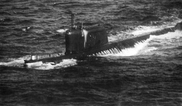 قصة الغواصة الروسية K-19 K-19