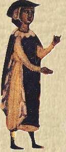 Srednjovekovno francusko pesništvo BernardDeVentadour