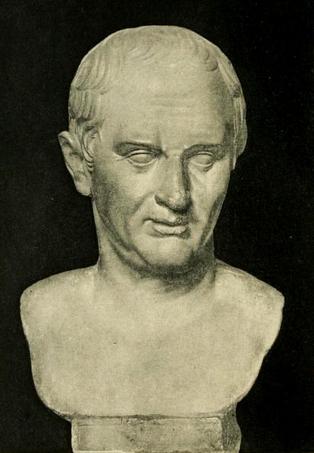 Rimska filozofija CiceroBust