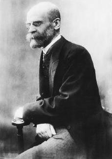 مؤسس علم الاجتماع  إميل دوركايم Emile_Durkheim
