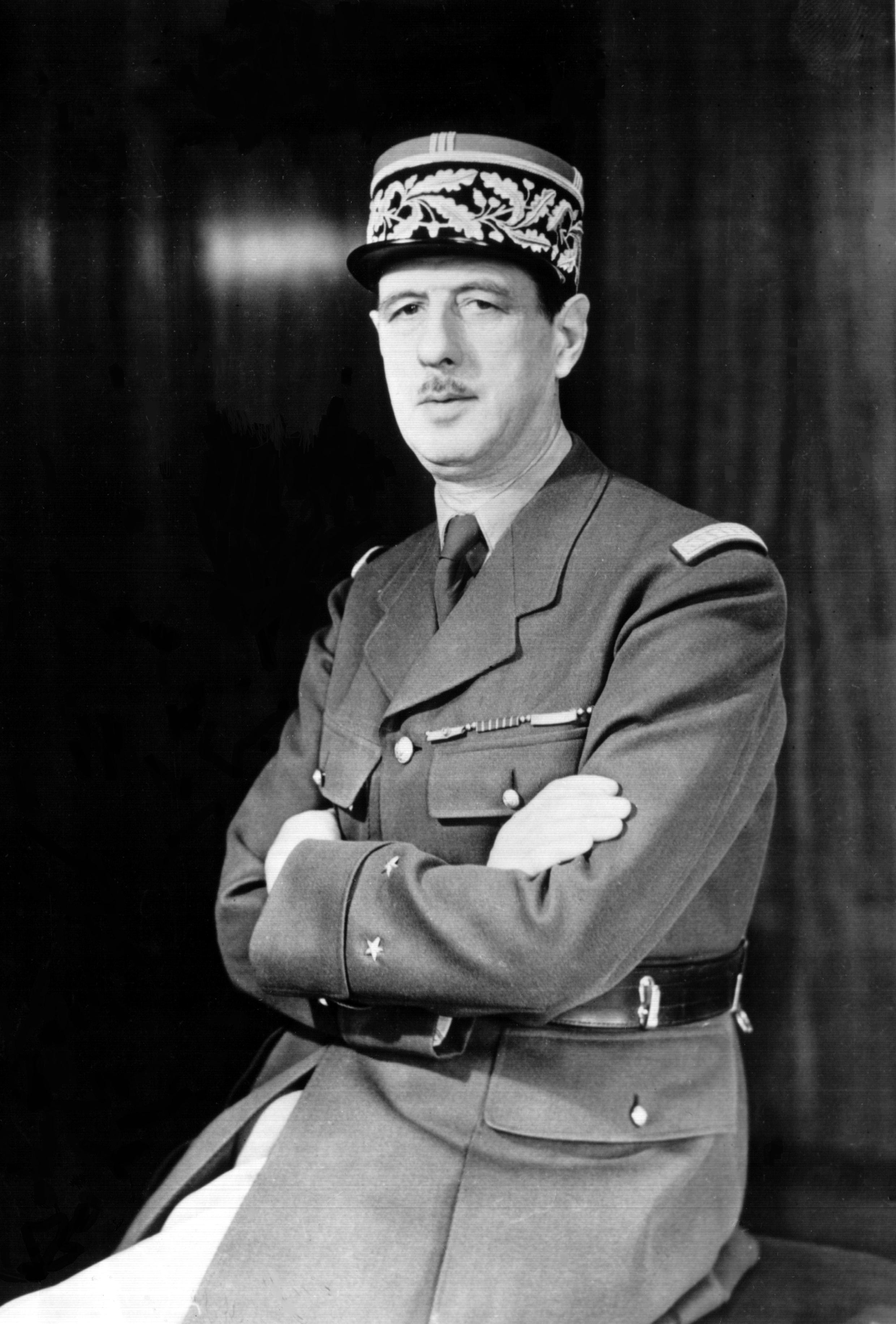 European Union: Discussion Thread De_Gaulle-OWI