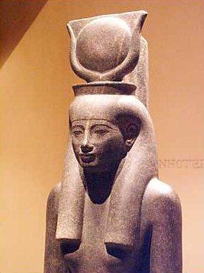 diosa Hathor Egypt.Hathor