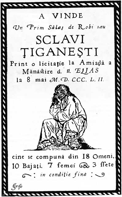 IMAGES DE L'ESCLAVAGE ET DE LA TRAITE NEGRIERE Sclavi_Tiganesti