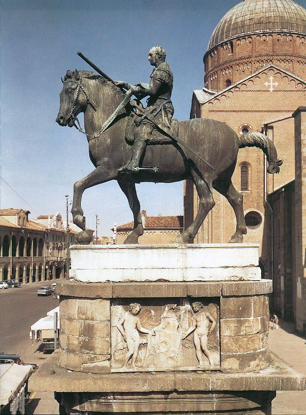 Donatello Gattamelata