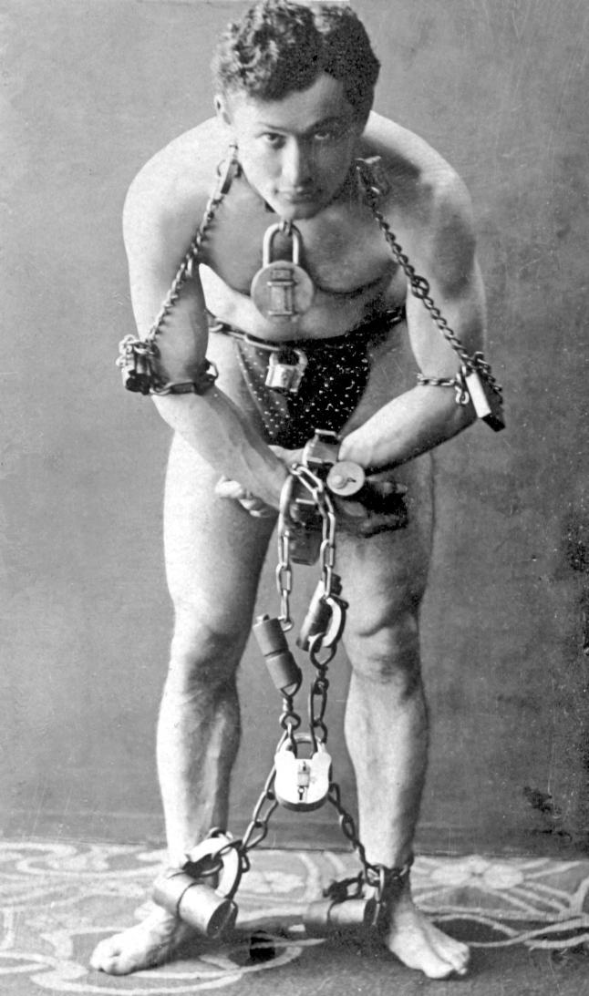 24 de marzo de 1874, Budapest, Hungría  HarryHoudini1899