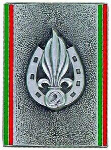French Foreign Legion 2e REI 2rei