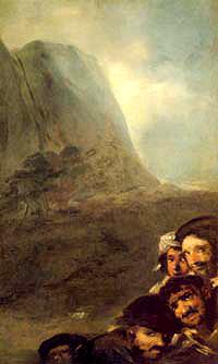 Франсиско Хосе де Гойя-и-Лусьентес - Страница 2 Cabezas_en_un_paisaje
