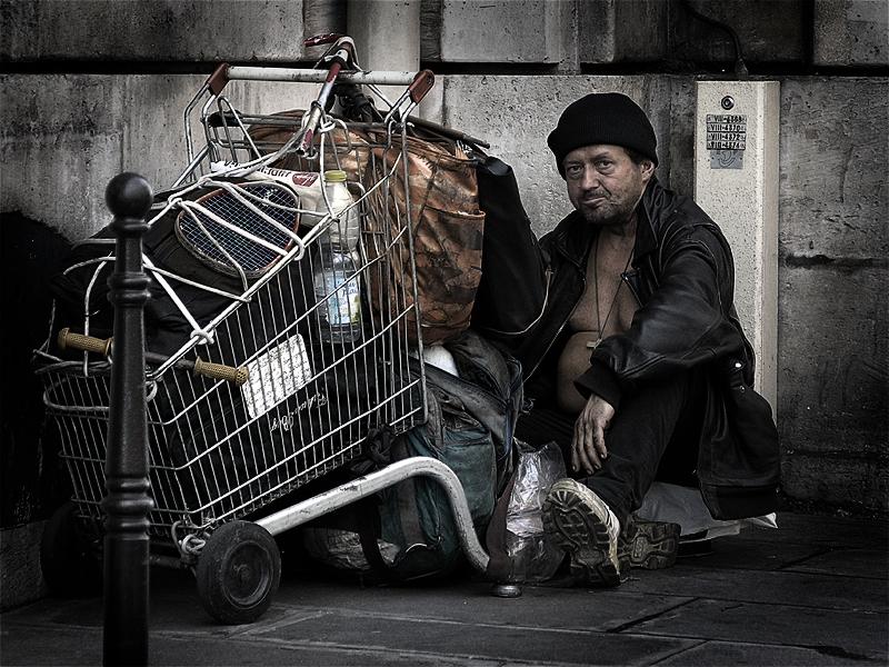 Les images du jour - Page 2 HomelessParis_7032101
