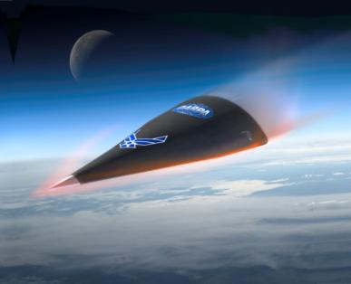 DARPA project Falcon  Speed_is_Life_HTV-2_Reentry_New