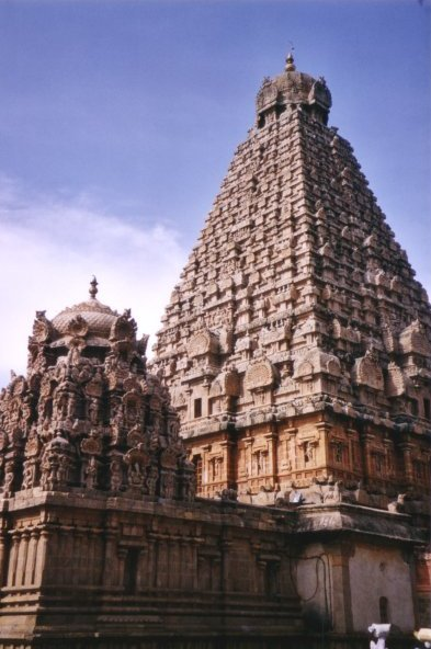 Faraway: Realm Information Thanjavur_temple