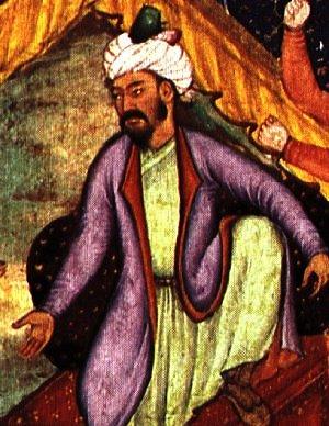 Histoire militaire turque Babur