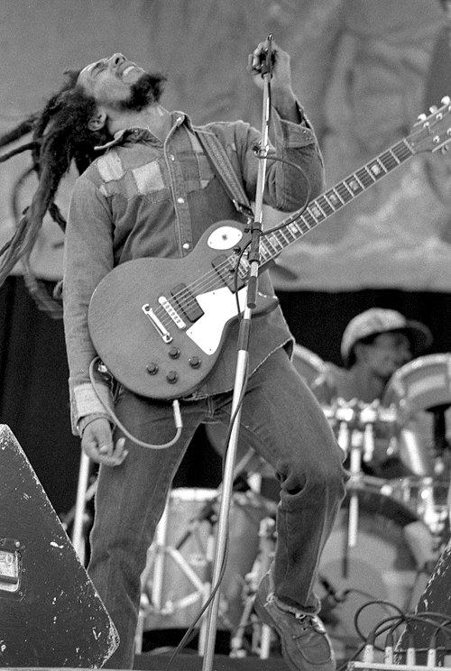 Bob Marley - Pics Bob-Marley
