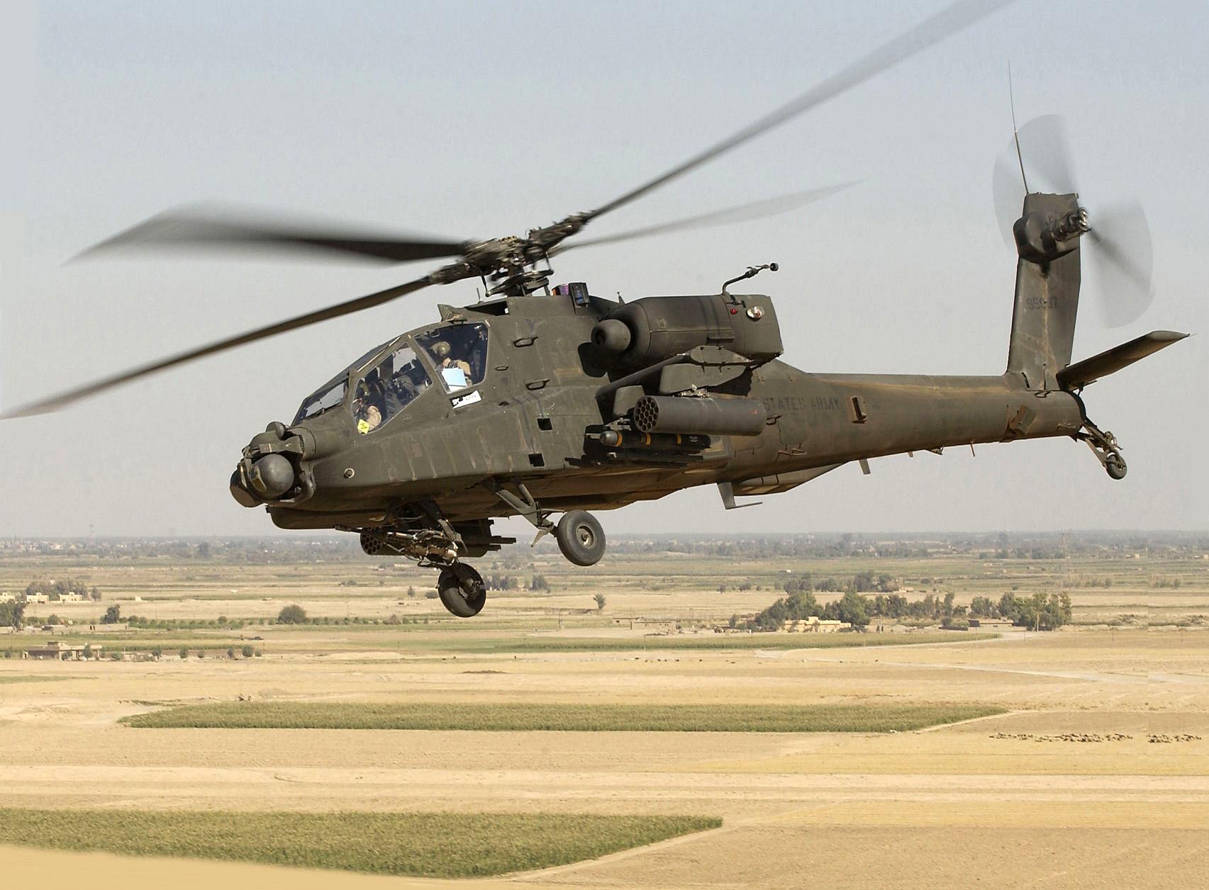 صفقات السلاح المصرى الحائر بين مطرقة العم سام وسندان الدب الروسى AH-64D_Apache_Longbow