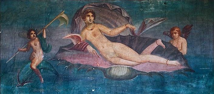 Vénus anadyomène Aphrodite_Anadyomene_from_Pompeii_cropped